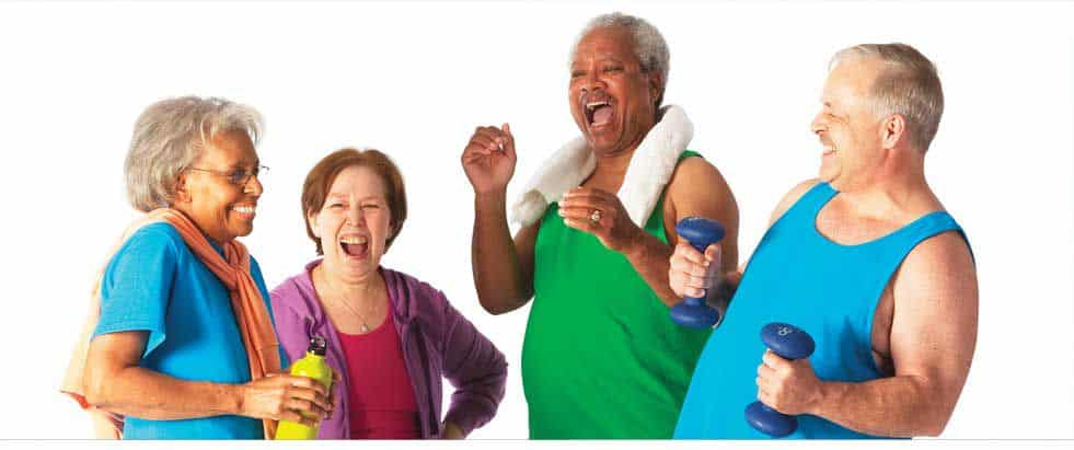 Healthy Aging Tips for Older Americans Month