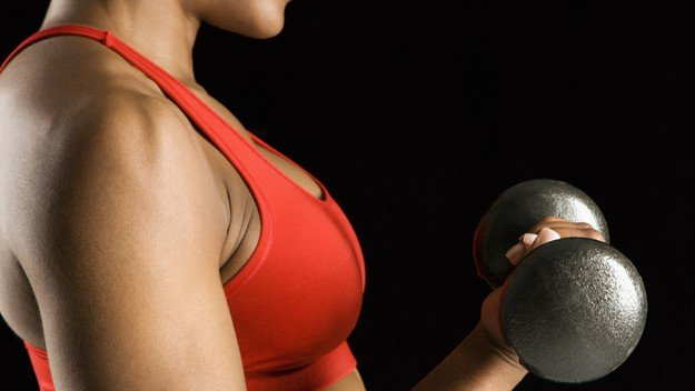 Older Women Should Do Strength-Training To Combat Aging