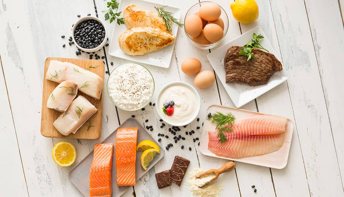 Foods That Affect Menopause